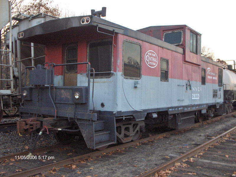 "Back In Nashua: Billy Stone snapped this picture back when the caboose was in Nashua for a weekend.  <strong>See more in: <A HREF=""/Caboose-Trains-and-Our-Caboose/Rutland-51-Our-Caboose/Moving-the-Caboose/8472815_gaxUM"">Moving the Caboose</A></strong>"