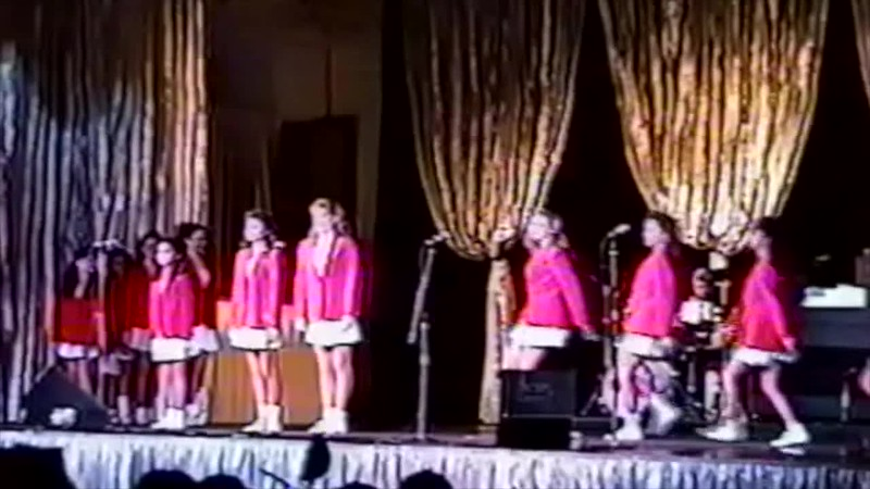 1995 - Entertainment Revue at Strawberry Festival 1 of 3