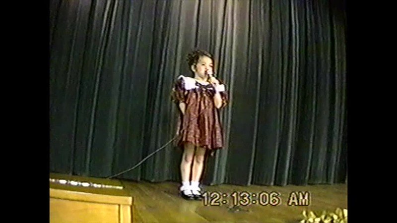 1995 - Christmas pageant 1