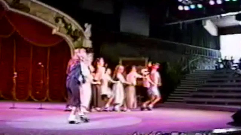 1995 - Entertainment Revue at Busch Gardens 2 of 3