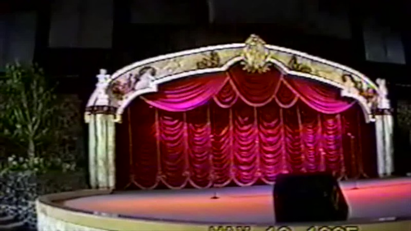 1995 - Entertainment Revue at Busch Gardens 1 of 3