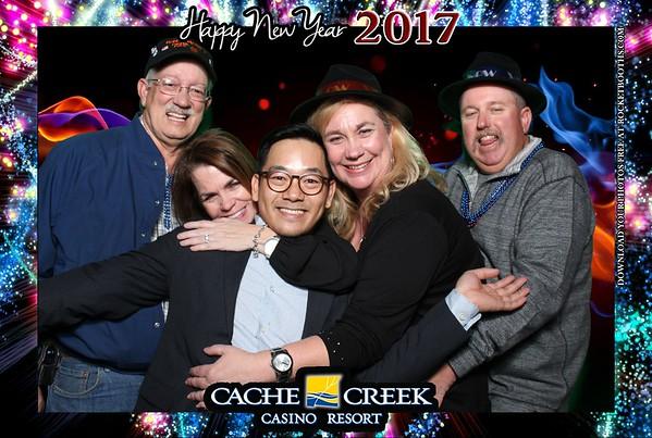 Cache Creek NYE 2017