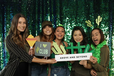 Cactus Club Bleed Green 2018