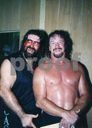 Cactus Jack ECW photos