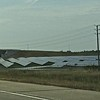 Some of the biggest solar arrays are right next to the Indianapolis International Airport.
