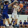 CCS vs Hennessey Boy's Basketball
