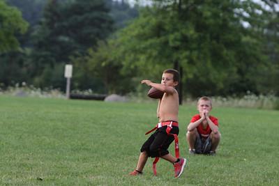 Caden Fall Football 2013