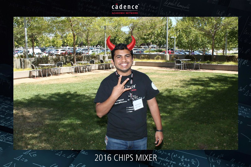 Cadence CHIPs Intern Event July 2016