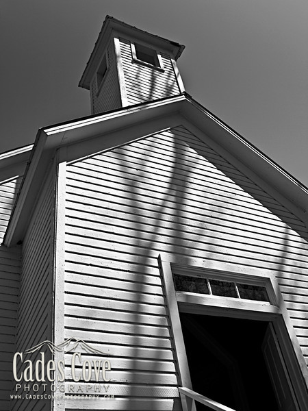 Cades Cove Missionary Baptist Church - Cades Cove, Great Smoky Mountains National Park