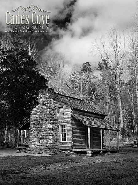 The John Oliver Cabin - Cades Cove, Great Smoky Mountains National Park