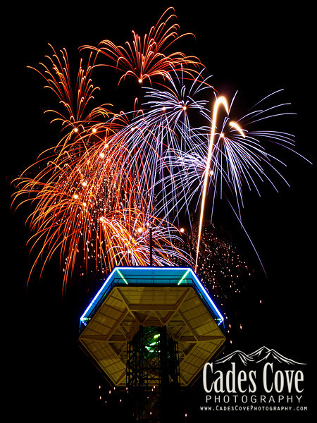 New Years Eve in Gatlinburg