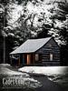 Carter Shields Cabin in Winter