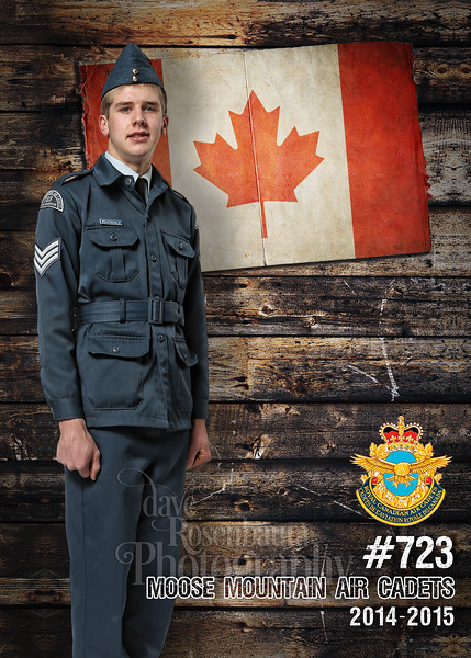Carlyle Air Cadets 2014-2015
