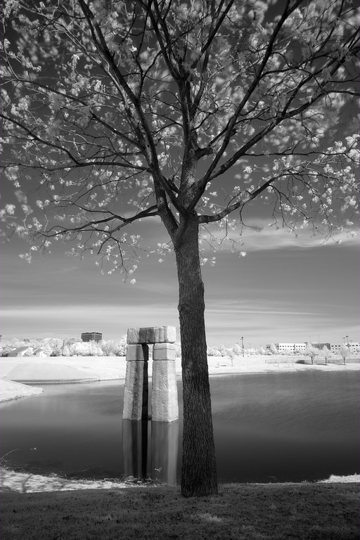 Fuji XE-1,XF 14mm ,R72 IR filter