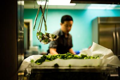 July 28, 2017 | Chef Howard & Broccolini