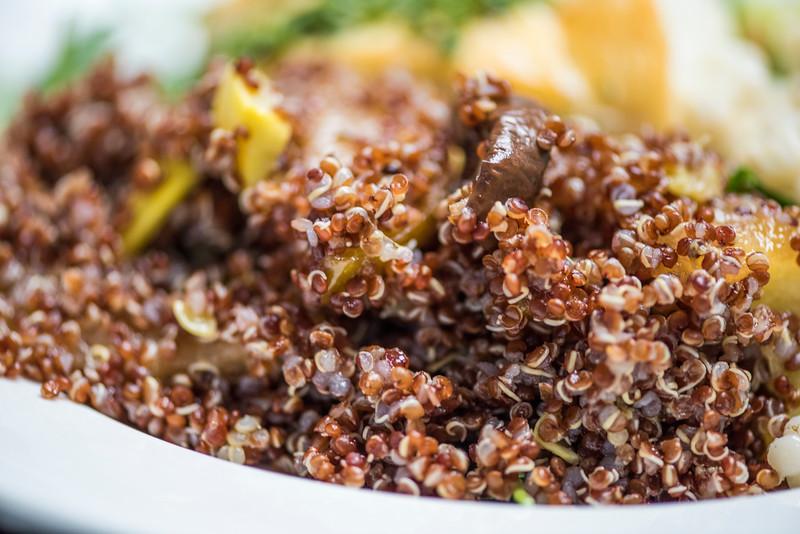 August 1, 2017 | Quinoa Salad