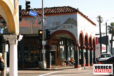 Cafe Collage   1518 Pacific Ave   Venice, Ca 90291  Phone  310 399 0632 Photo by Venice Paparazzi (5)