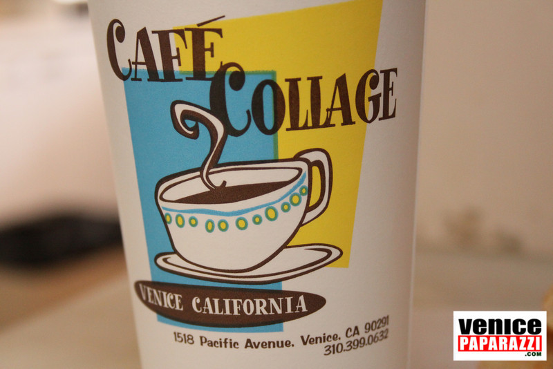 Cafe Collage   1518 Pacific Ave   Venice, Ca 90291  Phone  310 399 0632 Photo by Venice Paparazzi (2)
