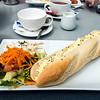 Lunch in Douglas, Isle of Man