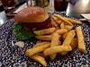 Veggie Burger at Wetherspoon's Bradford