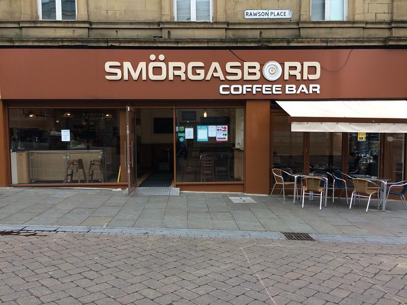 Smörgasbord Café, Bradford