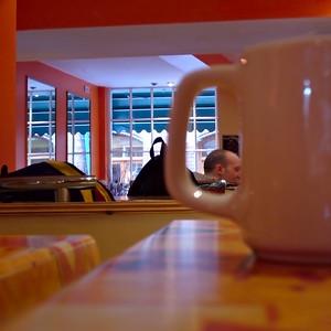 Cafes, bars, restaurants, food...