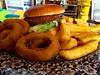 Veggie Burger at Wetherspoons, Bradford