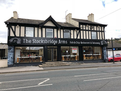 The 'Stocksbridge Arms', Keighley