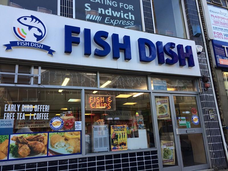 Fish Dish, Bradford