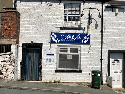 Codley's Fish and Chips, Keighley