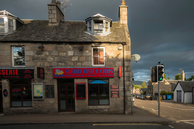 Sylhet Fish and Chips, Aberfeldy