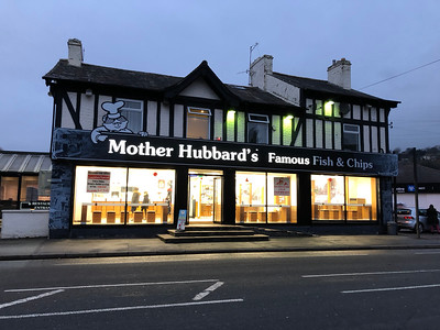 Mother Hubbard's Fish & Chips, Keighley
