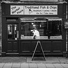 Fish and Chip Shop in Todmorden