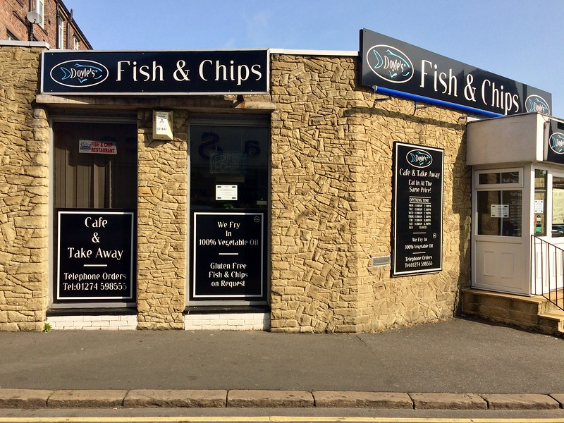 Doyle's Fish & Chips, Shipley