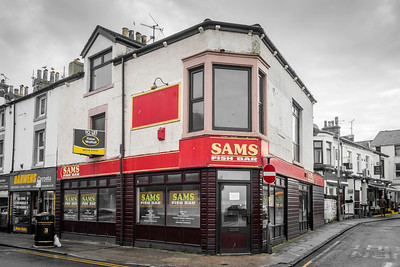 Sams Fish Bar, Morecambe