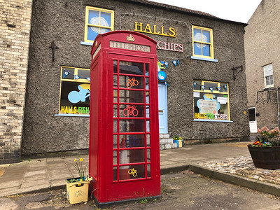 Halls Fish and Chips, Bedale