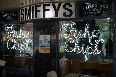 Smiffys Fish and Chips, Aviemore