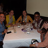 Cafe readers, writers and Cafe group leaders met up after the first day at the Why Christian event in Chicago.