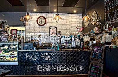 Manic Espresso