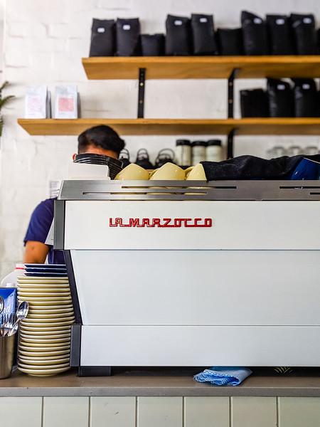 Coffee Break at Meet Gerard