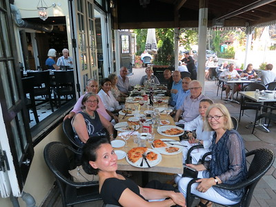 Caffe Doria celebration July 25, 2018