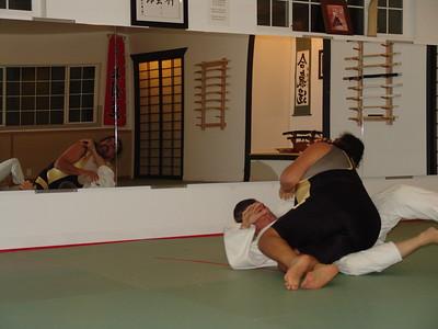 Bear's Jiu Jitsu Training