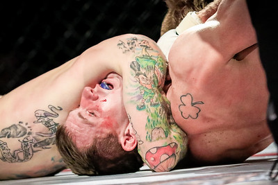 Caged Aggression Challengers 5