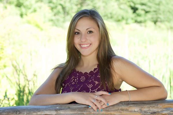 Cailey's Senior Portraits