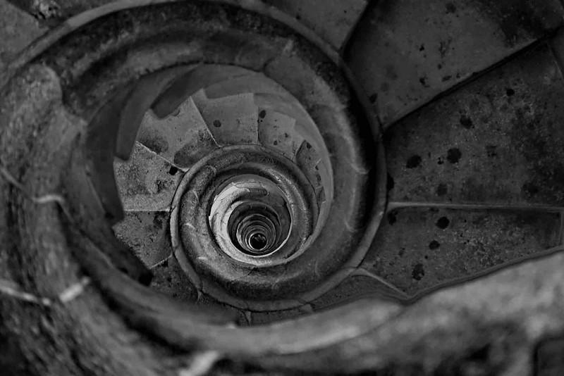 Círculo espiral