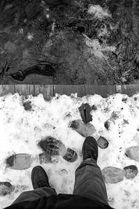 Pasos congelados