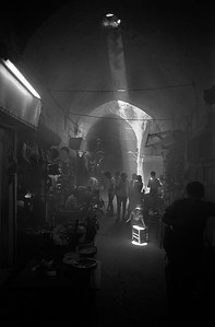 Infante iluminada - Jerusalem - Israel