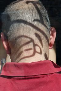 Tatuaje efímero - Madrid - España