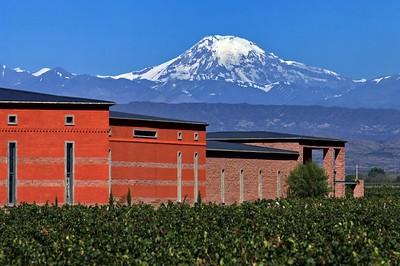 Vocán Tupungato, Mendoza, Argentina