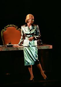 Nacha Guevara como Evita